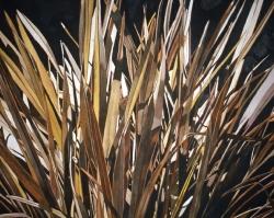 Brown Leaves 30x40