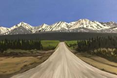 Alcan Highway-12x15