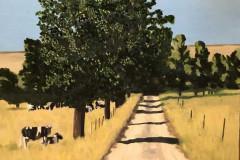 Farm Road 11x14