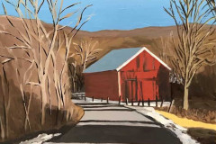 Road to Montague 12x12